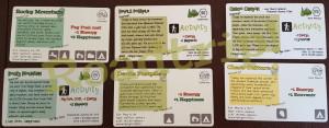 Destination Card Redesign