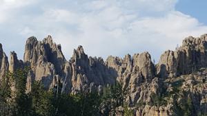 Granite Spires of Awesomeness!