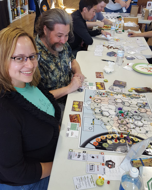Protospiel San Jose, Apr 2016