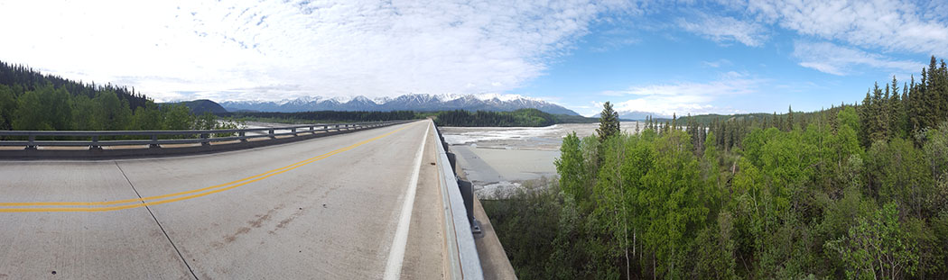 Alaska Highway (in Alaska)