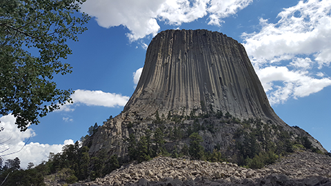Day 7 - Devils Tower NM