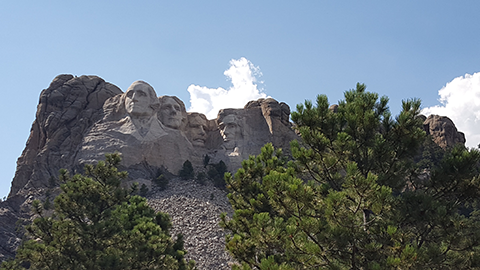 Day 8 - Mount Rushmore NM