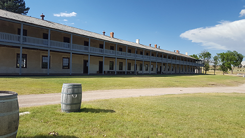 Day 13 - Fort Laramie NHS