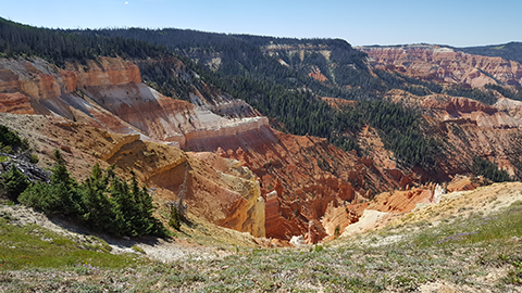 Day 17 - Cedar Breaks NM