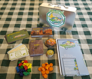 Base Game Components