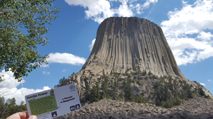 Roadtrip! in Devils Tower
